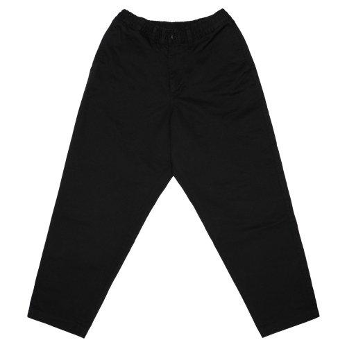 Mild Tapered Easy Pants - Black