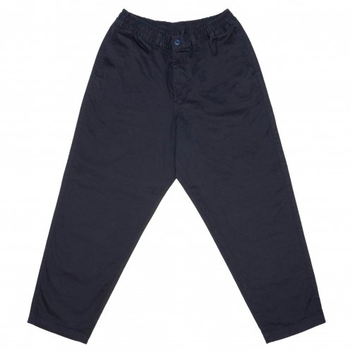 Mild Tapered Easy Pants - Navy