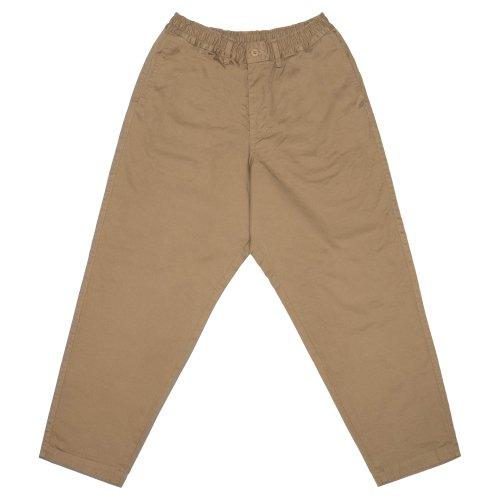 Mild Tapered Easy Pants - Tan