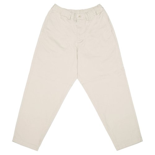Mild Tapered Easy Pants - Cream