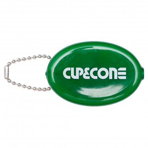 Coin Case - Green