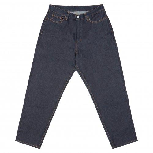 Mild Tapered 5 Pocket Jeans - Rigid