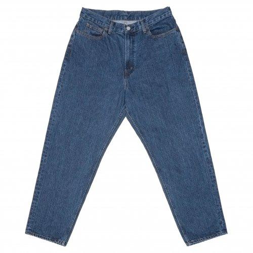 Mild Tapered 5 Pocket Jeans - Blue