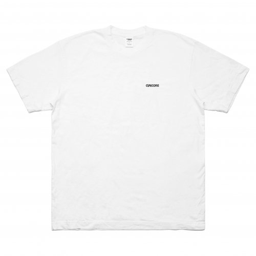 Recycled Cotton Small Logo Tee