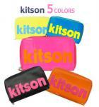 Kitson/キットソン/財布/エナメルウォレット/ネオン/代引き手数料不要/※メール便不可