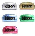 kitson/キットソン/ Star Cosmetic/ Bag/ コスメポーチ(即日あり/ゴールド)