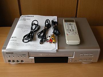 三菱製ビデオデッキ HV-BS300 中古
