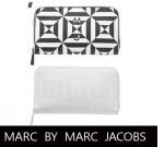 【MARC BY MARCJACOBS】直営店限定 Rubix LONG WALLET/残りホワイトのみ