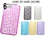 【MARC BY MARC JACOBS】iPhone4 ケース/ラージジャングルメタリックロゴ