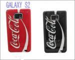 GALAXY S2 コカコーラ coke cole ハードケース/カバー