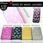【4/4S対応】[MARC BY MARC JACOBS] Mademoiselle Dangerマドモアゼル ダンガー 4G iPhone Cover