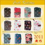 【キャスキッドソン2011新作】2つ折りジッパー財布