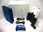 PlayStation2 SCPH-37000L オーシャンブルー/0004(箱無し)修理・研究用推奨