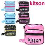 即日あり/キットソン/Kitson / 2段ポケット ショルダーバッグ/ 斜め掛け ボストンバッグ