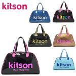 キットソン/Kitson / ボストンバッグ トートバッグ ハンドバッグ PVC ボーリング スポーツ型 Lサイズ
