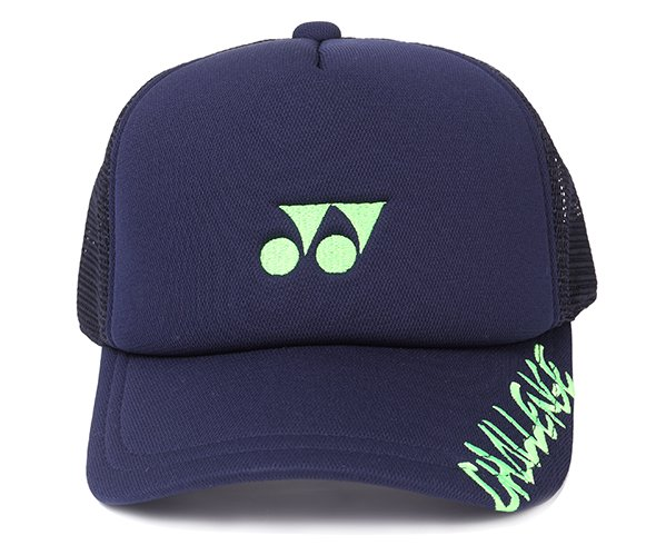 <img class='new_mark_img1' src='https://img.shop-pro.jp/img/new/icons14.gif' style='border:none;display:inline;margin:0px;padding:0px;width:auto;' />YONEX  限定メッシュキャップ