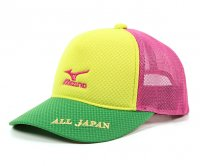 <img class='new_mark_img1' src='//img.shop-pro.jp/img/new/icons1.gif' style='border:none;display:inline;margin:0px;padding:0px;width:auto;' />MIZUNO 限定キャップ 62JP98845