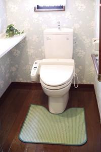 洗える炭畳 トイレマット