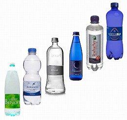 【期間限定 送料無料】【アクアストア限定】炭酸水お試しセット(6種×2本)