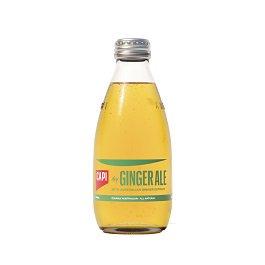 【送料無料】 炭酸入りソフトドリンク CAPI (カピ) ジンジャーエール