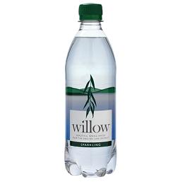 【年末年始特別SALE! 20%OFF】【送料無料】WILLOW WATER(ウィローウォーター)炭酸あり 500ml