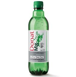 DonatMg(ドナウォーター)天然炭酸 500ml