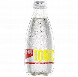 【SALE!25%OFF以下】【送料無料】 炭酸入りソフトドリンク CAPI (カピ) トニック