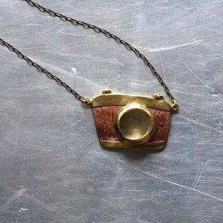 カメラのネックレス
