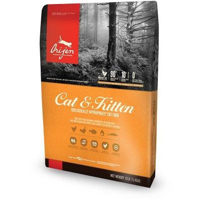 オリジン キャット&キティ(全年齢猫用) ORIJEN CAT&KITTEN - ドライキャットフード
