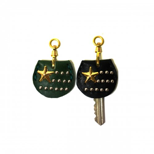 LEATHER&STUDS KEY CAP USA / レザー&スタッズ キーキャップ USA GREEN/BLACK