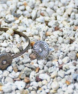 【Chibi jewels】 Concho Ring (シルバー)<br>定価8,000円