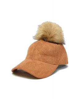 【LAimport】Fur Dad Cap/ファーDADキャップ (ブラウン)<img class='new_mark_img2' src='//img.shop-pro.jp/img/new/icons24.gif' style='border:none;display:inline;margin:0px;padding:0px;width:auto;' />