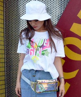 【Italy import】 Wonder girl  Tee<img class='new_mark_img2' src='//img.shop-pro.jp/img/new/icons24.gif' style='border:none;display:inline;margin:0px;padding:0px;width:auto;' />