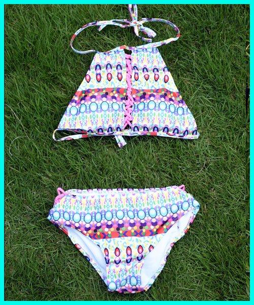 【RAYdySelect】B.Halter neck bikini