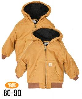 【CARHARTT KIDS】 Duck Active Jacket(80cm~90cm)