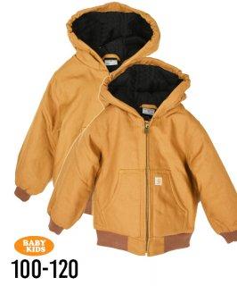 【CARHARTT KIDS】 Duck Active Jacket(100cm~120cm)