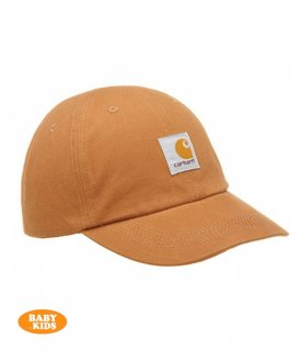 【Carhartt】 Kid's Canvas Logo Cap