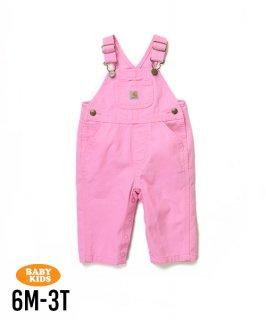 【Carhartt】Baby Bib Overall 6M-3T(6ヶ月〜3歳)