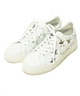【RAYdySelect】Platform Mirror Star Sneaker