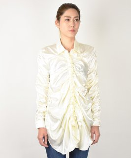 <img class='new_mark_img1' src='https://img.shop-pro.jp/img/new/icons20.gif' style='border:none;display:inline;margin:0px;padding:0px;width:auto;' />【RAYdy】Satin Shirt