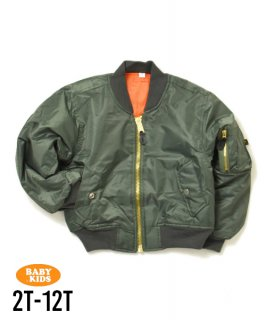 【ROTHCO】MA-1 Flight Jacket(2T-12T)