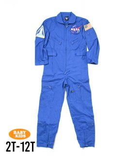【ROTHCO】NASA Flight Coveralls(2T-12T)