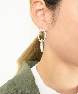 【RAYdy SELECT】Wring earrings (2Color)