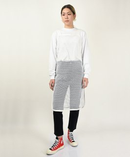 【QUINOA】Mesh shirt (2Color)
