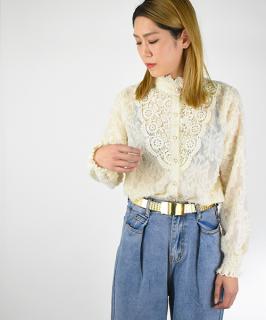 【RAYdy】Cavalier blouse
