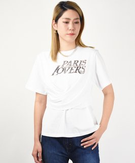 【RAYdy】Paris Tee (2Color)