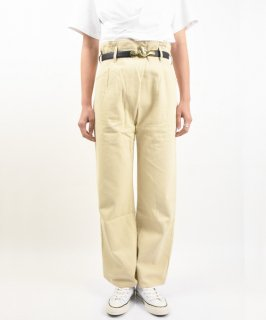 【QUINOA】Over West Pants (2Color)