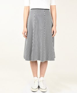 【RAYdy】Stripe Skirt<img class='new_mark_img2' src='https://img.shop-pro.jp/img/new/icons20.gif' style='border:none;display:inline;margin:0px;padding:0px;width:auto;' />