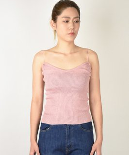 【RAYdy】Knit Camisole (4Color)<img class='new_mark_img2' src='https://img.shop-pro.jp/img/new/icons8.gif' style='border:none;display:inline;margin:0px;padding:0px;width:auto;' />