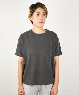 【RAYdy】Pigment Smile Pocket Tee